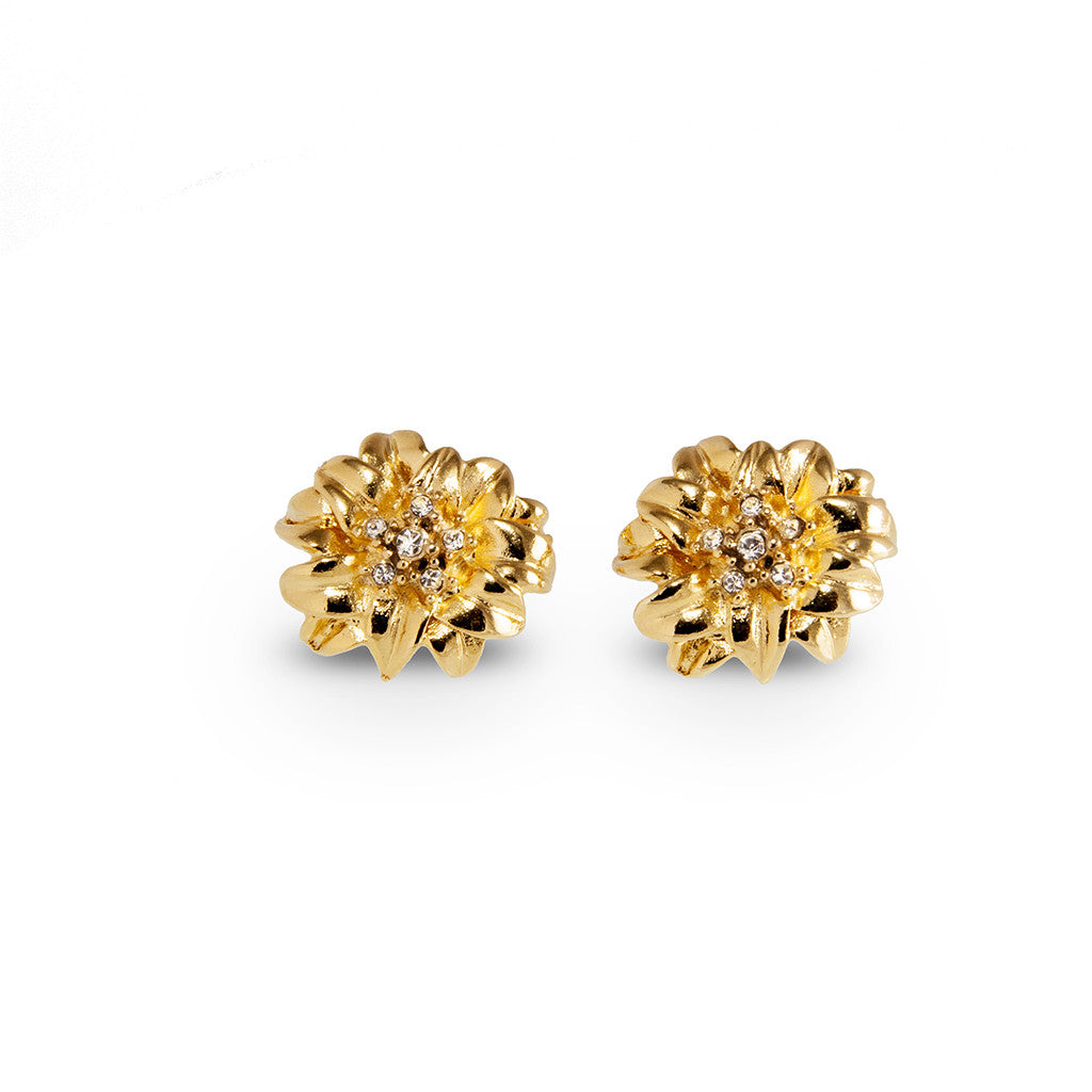 Garden Gold  Earrings