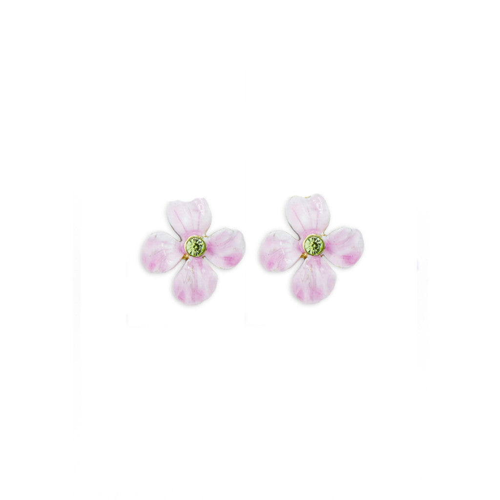 Wallfower Pierced Earrings