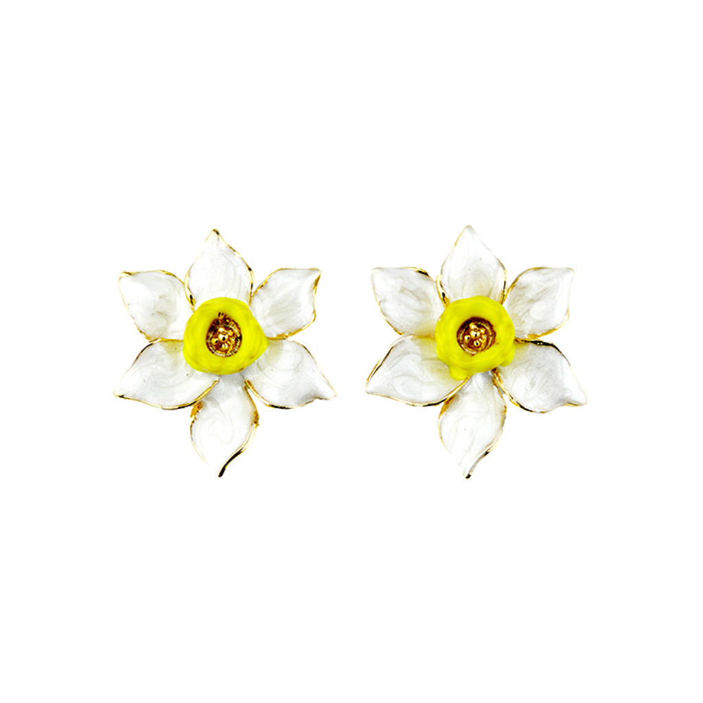Jonquil Pierced Earrings