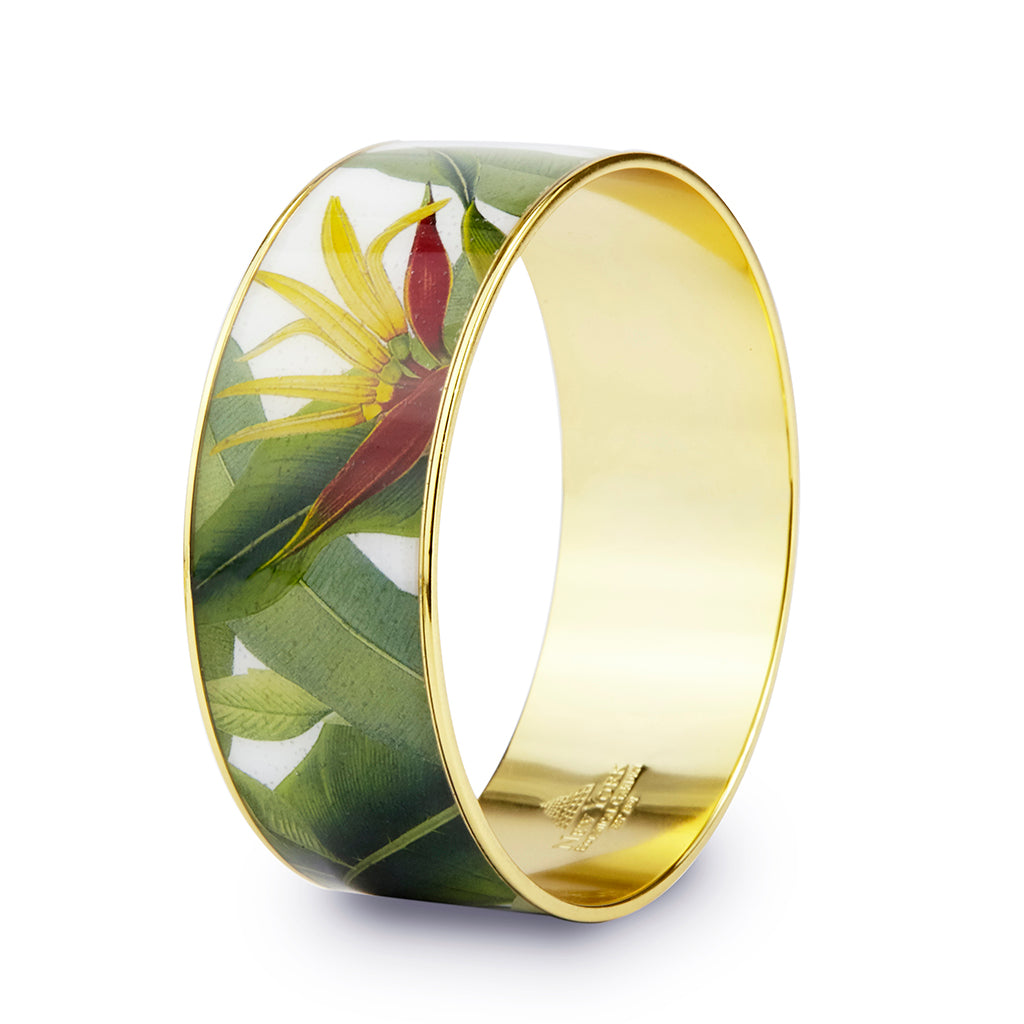 Tropical Bangle Bracelet 1""