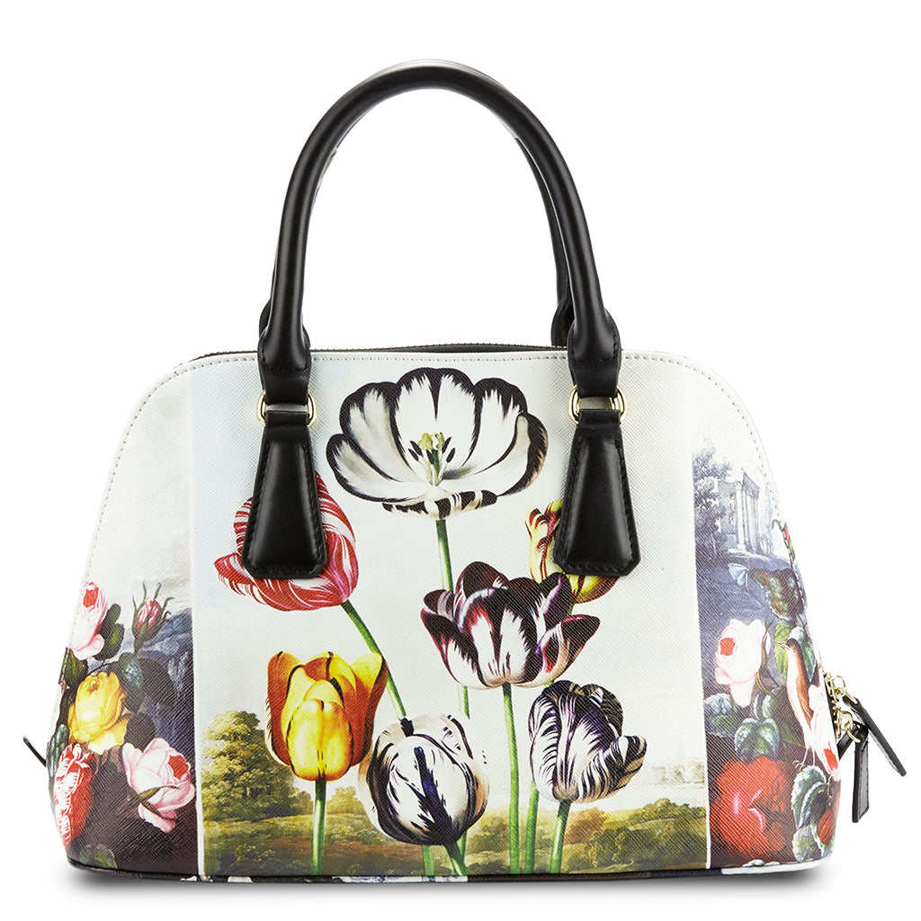 Temple of Flora Via Veneto Bag