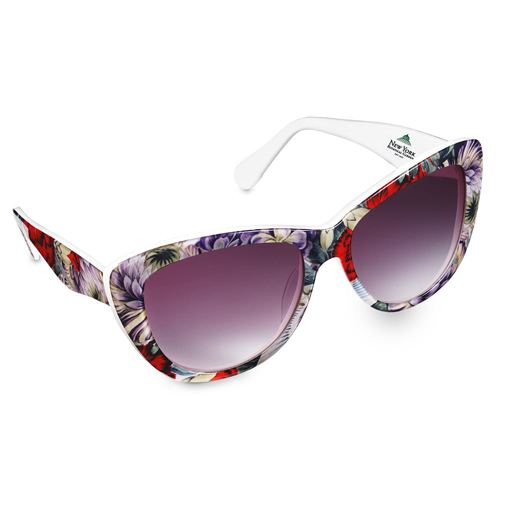New York Botanical Garden Rudiments Sunglasses