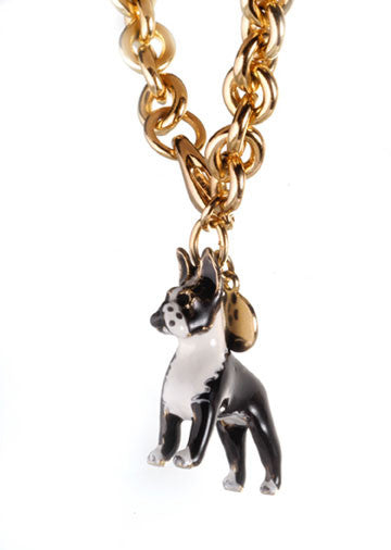 Boston Terrier Adorable Pooch ® Bracelet
