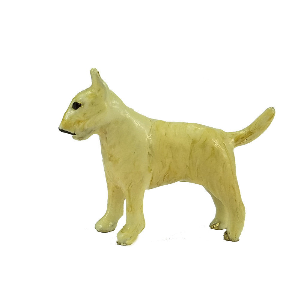 Bull Terrier Adorable Pooch ® Pin