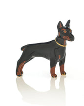 Doberman Pinscher Adorable Pooch ® Pin