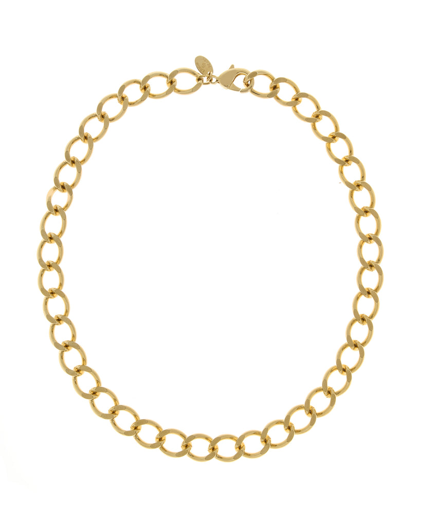 22k Gold Plated Steel Chain