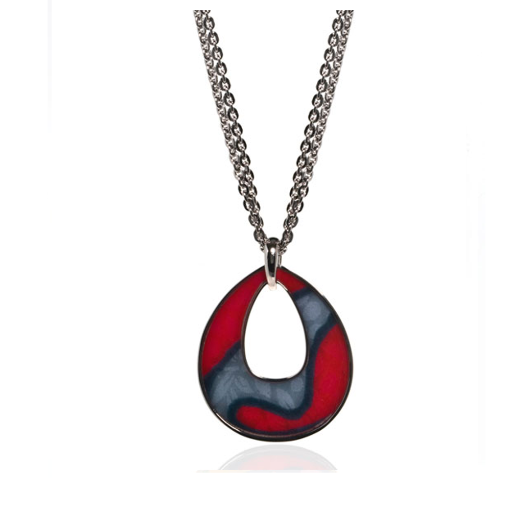 MAYA™ Abstract Art Pendant Necklace