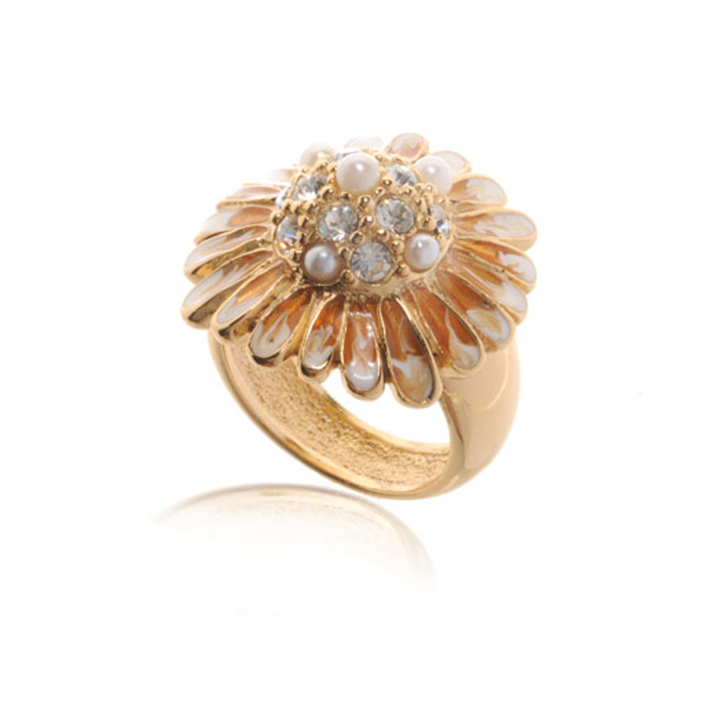 Giverny Flower Ring
