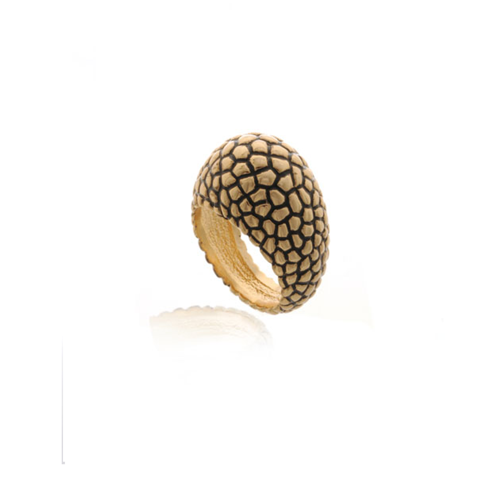 Berry Gold Tone Ring