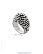 Berry Silver Tone Ring