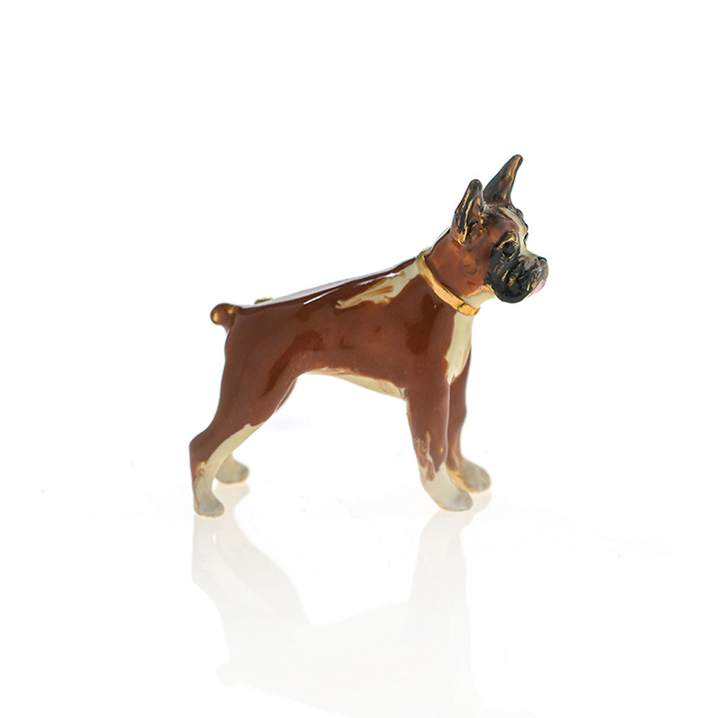 Boxer Adorable Pooch ® Pin