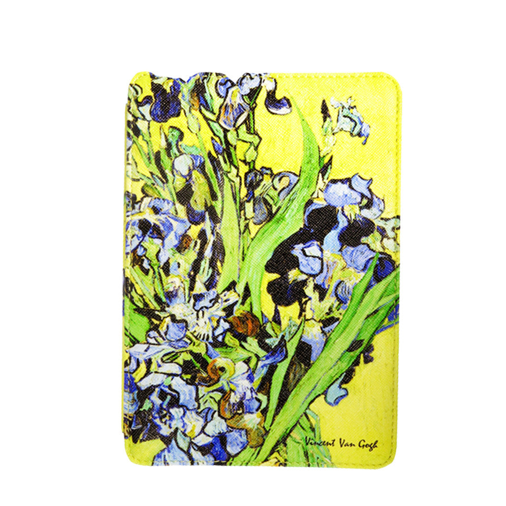 Van Gogh Irises Ipad case