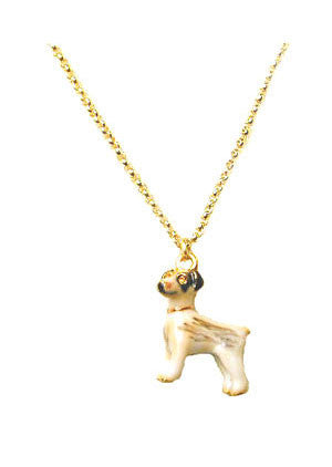 Jack Russell Adorable Pooch Necklace