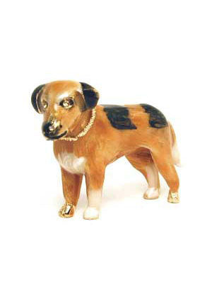 Mixed Breed Adorable Pooch ® Pin