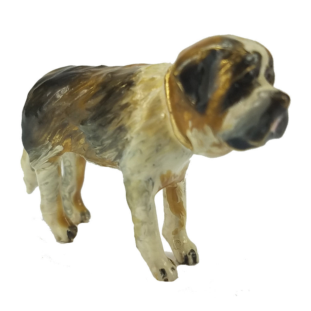 Saint Bernard Adorable Pooch ® Pin