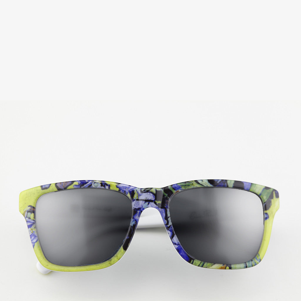 Van Gogh Irises Polarized Sunglasses
