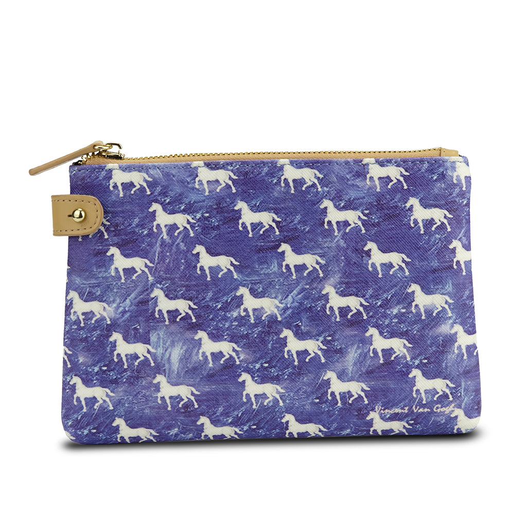 Van Gogh Equestrian Clutch bag
