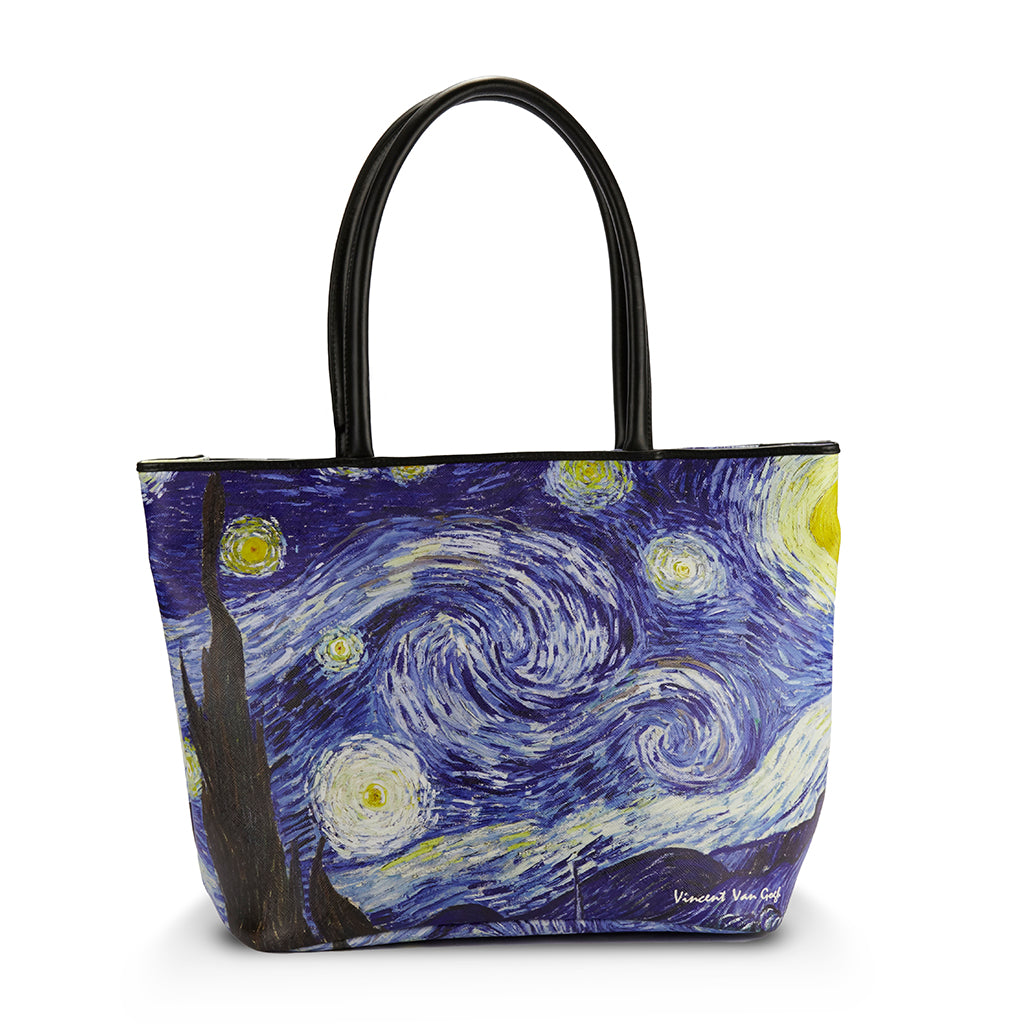 The Starry Night  Van Gogh Tote Bag
