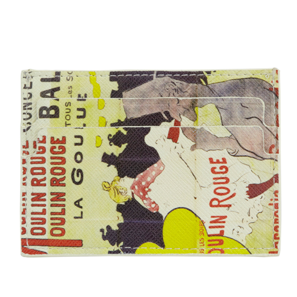 Henri de Toulouse-Lautrec Credit Card Case