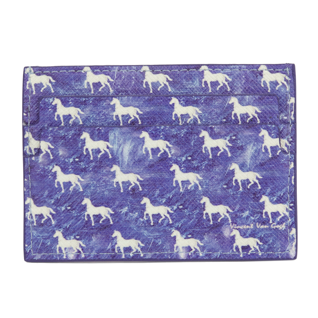 Equestrian Credit Card Case