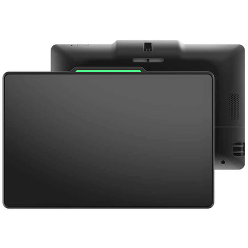 10.1 slim touch panel pc by qbic