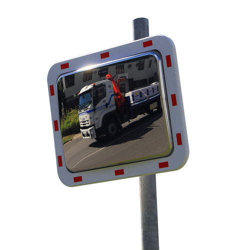 Pro Series Stainless Steel Traffic Mirrors
