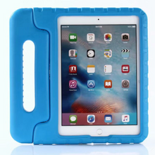 EVA iPad 10.2 Shock Proof Handle Case - Blue