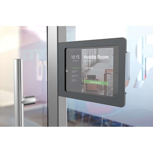 iPad & Samsung Side Glass Wall Mount by Heckler