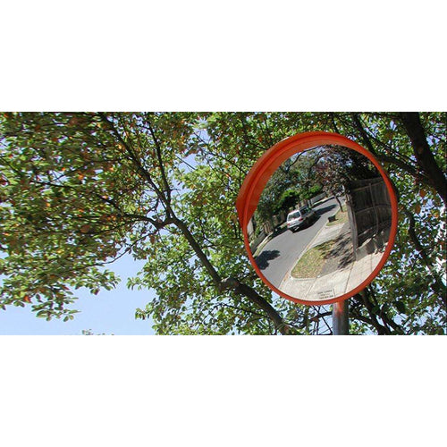 Outdoor Deluxe Acrylic Convex Mirror