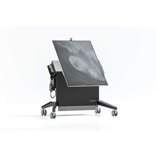 Salamander Electric Lift & Tilt Mobile Display Stand