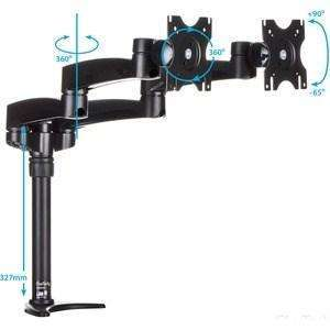 Startech Articulating Dual Arm Mount