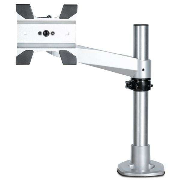 Startech Single Monitor Adjustable Steel Stand - Silver