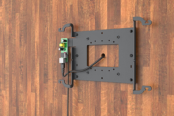 Heckler Wall Mount for iPad 10.2, mounting systems