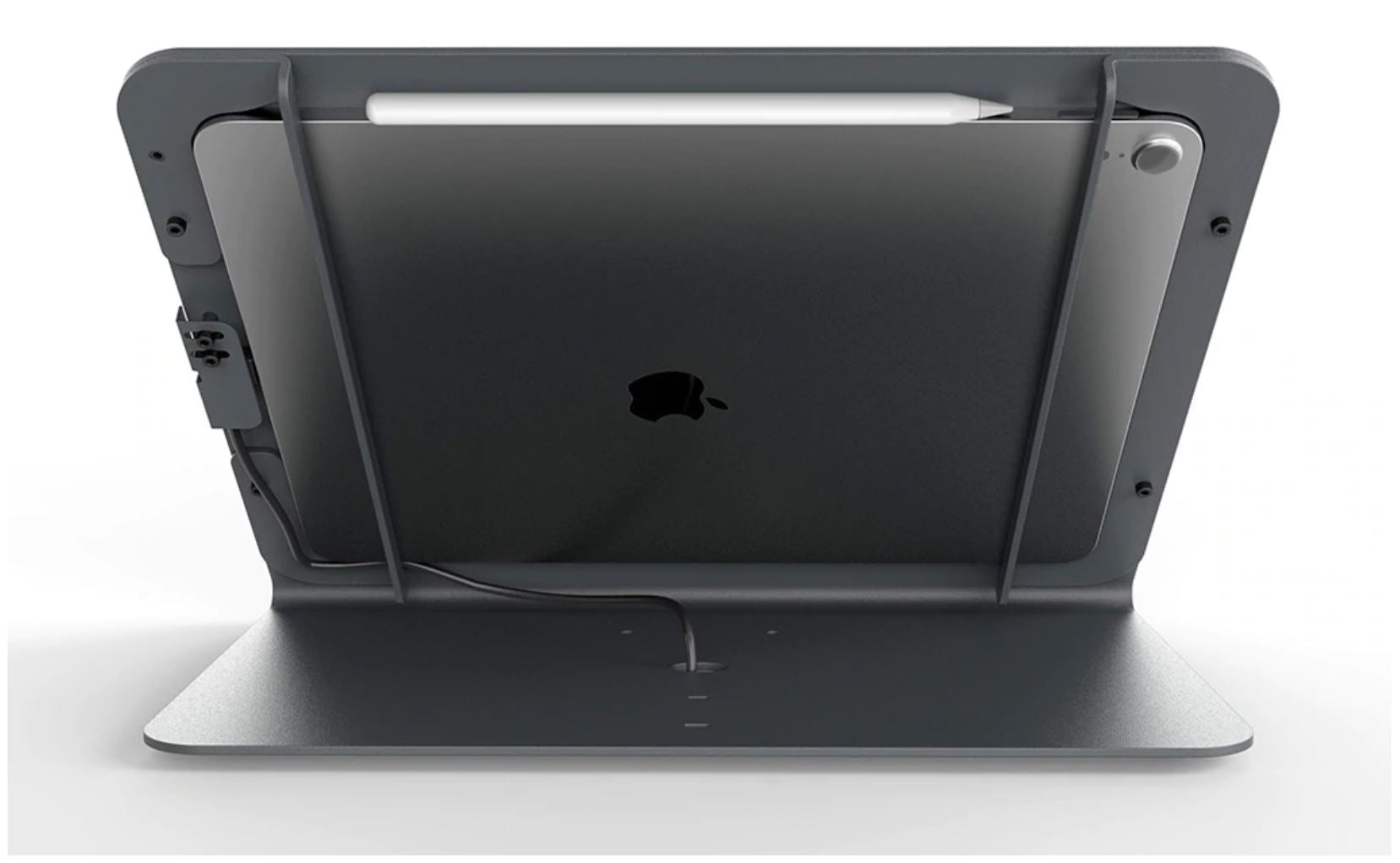 Heckler Windfall Stand Prime for iPad Pro 11.0, black, cables are hidden on the rear