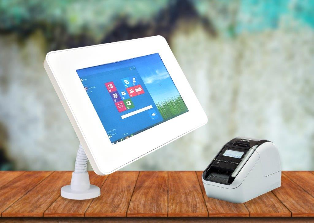 A perfect bundle for Visitor Registration and Management Microsoft Surface compatible
