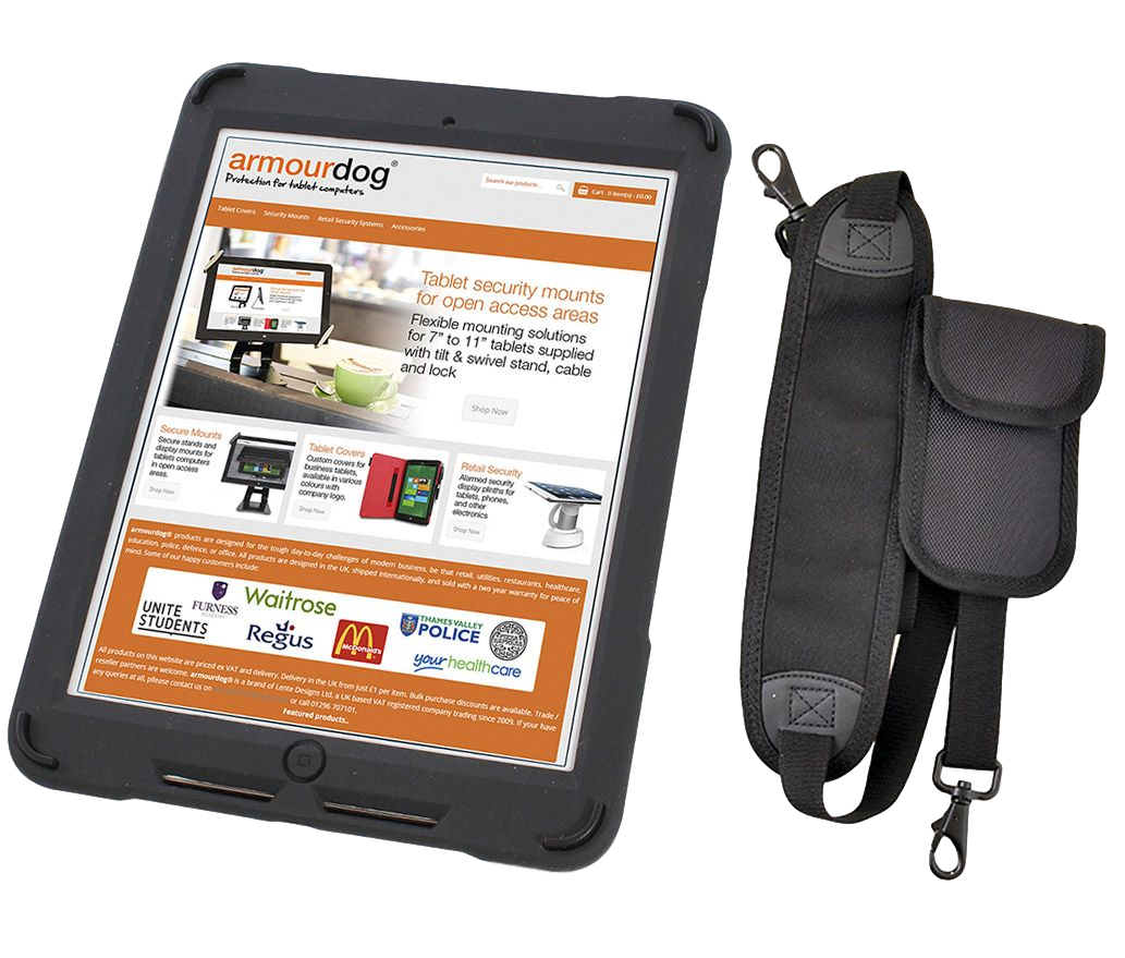 Armourdog iPad 9.7 Case front view