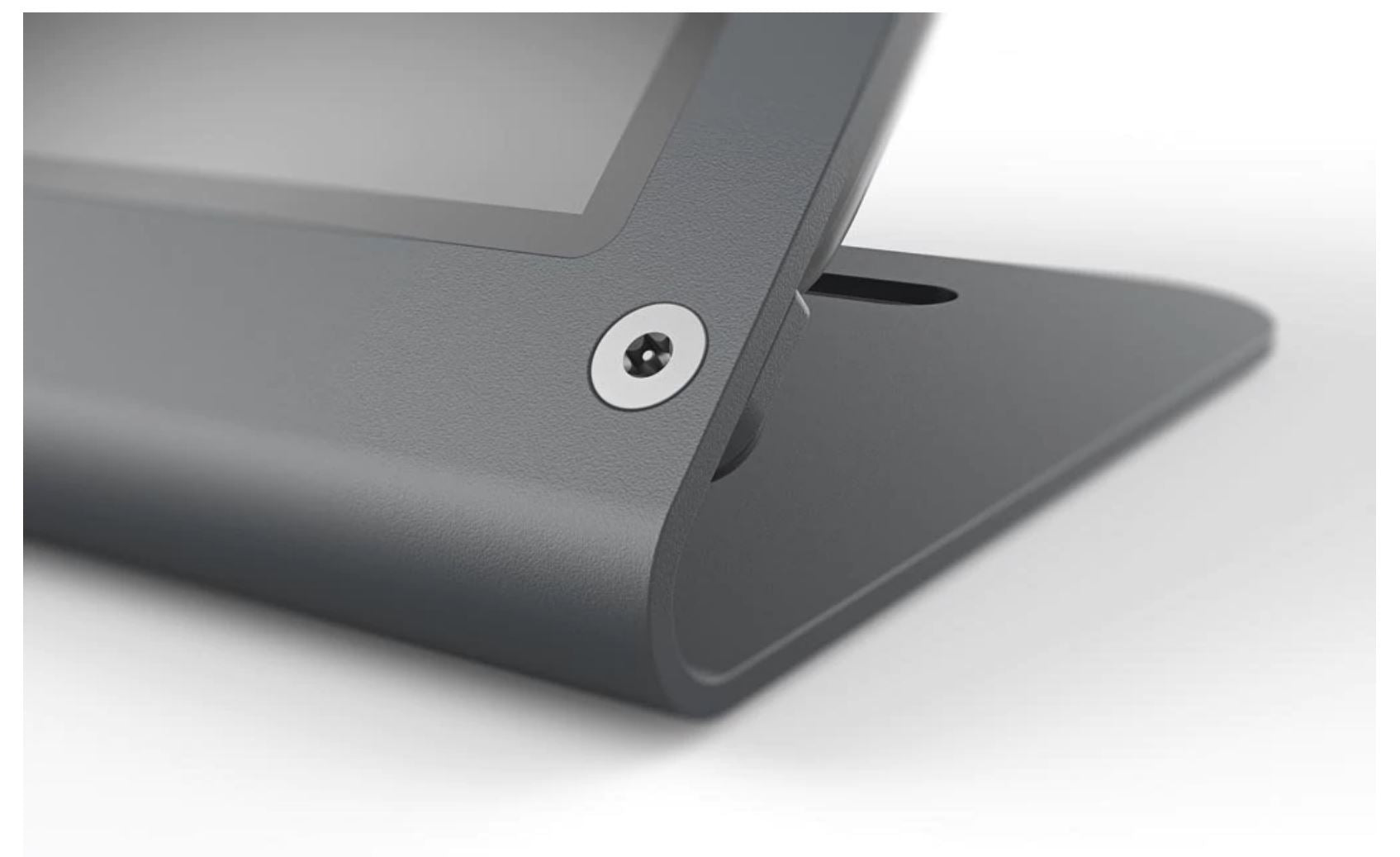 Heckler Windfall with Pivot Table for Surface Pro 4/5/6 is scratch resistant