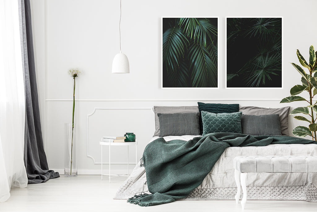 leafy art prints posters