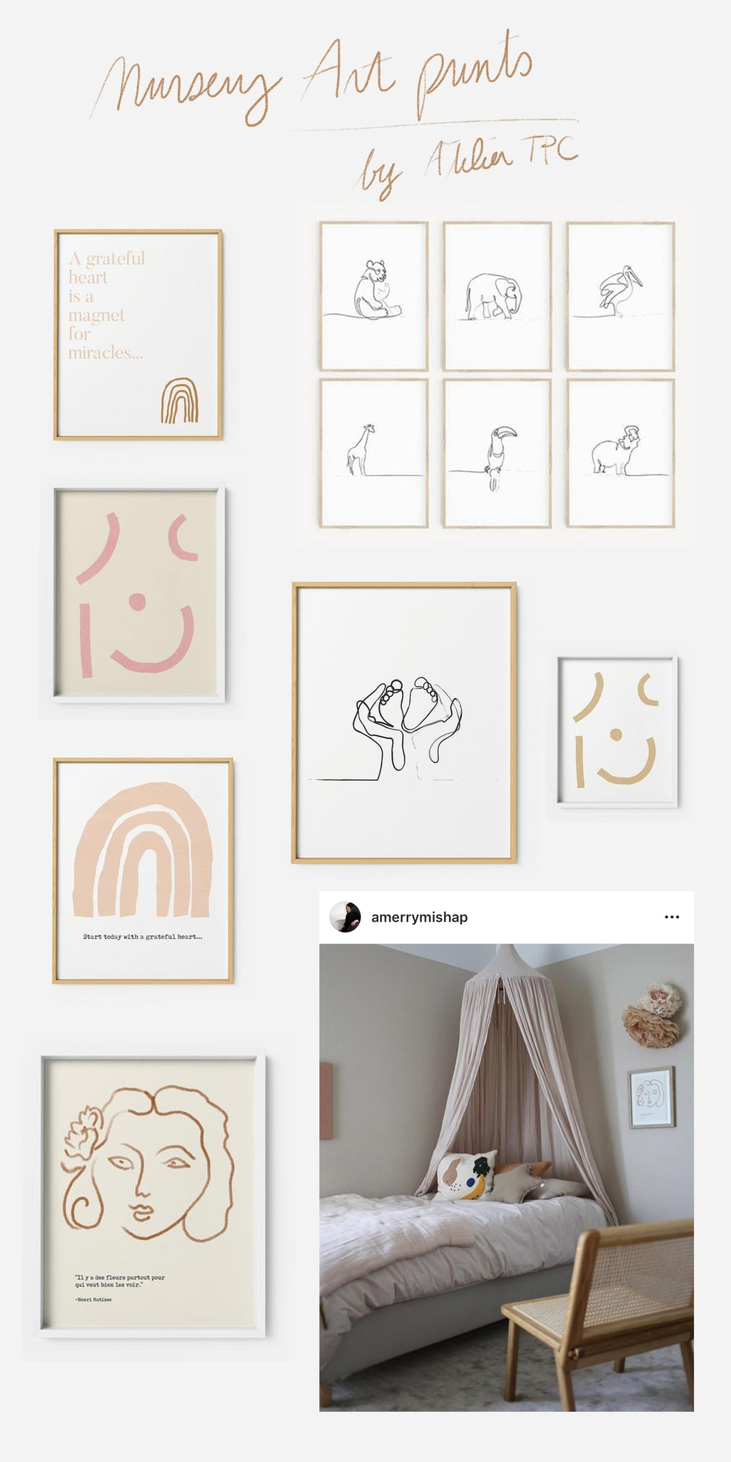 nursery art prints nursery wall art