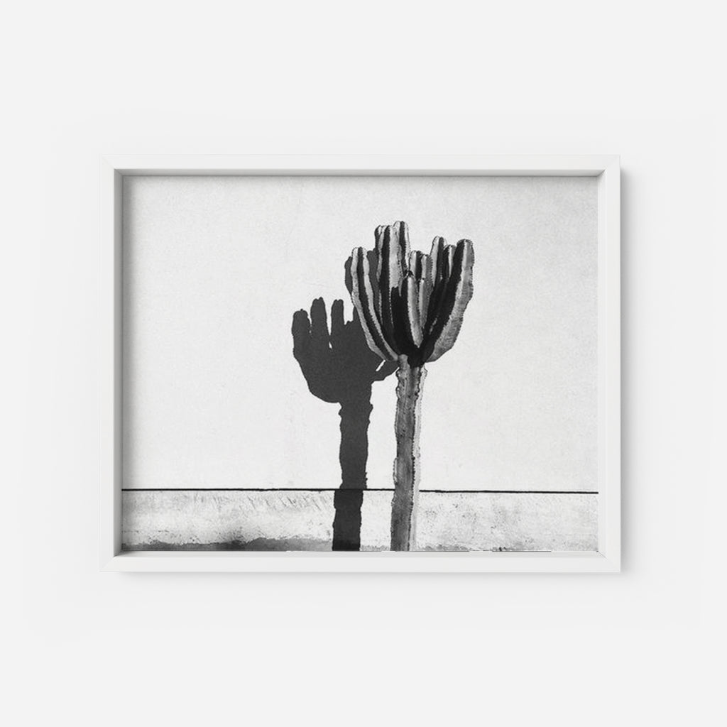 The Cactus - THE PRINTABLE CONCEPT - Printable art posterDigital Download -