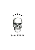 Happy Halloween - THE PRINTABLE CONCEPT - Printable art posterDigital Download -