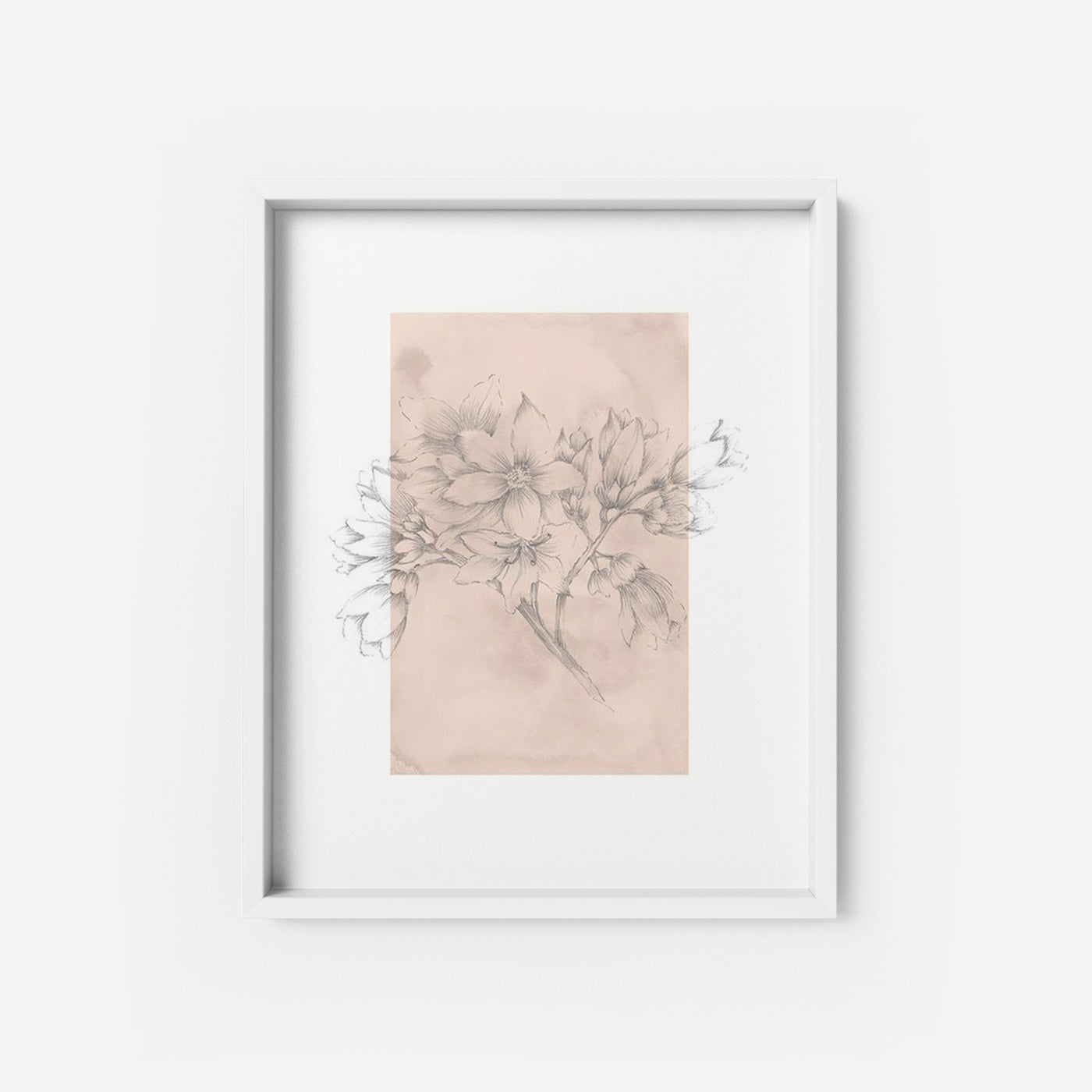 Botanical 2 - THE PRINTABLE CONCEPT - Printable art posterDigital Download -