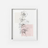 Botanical 3 - THE PRINTABLE CONCEPT - Printable art posterDigital Download -