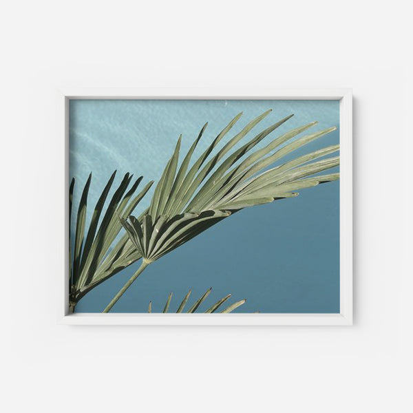 By the pool 1 - THE PRINTABLE CONCEPT - Printable art posterDigital Download -