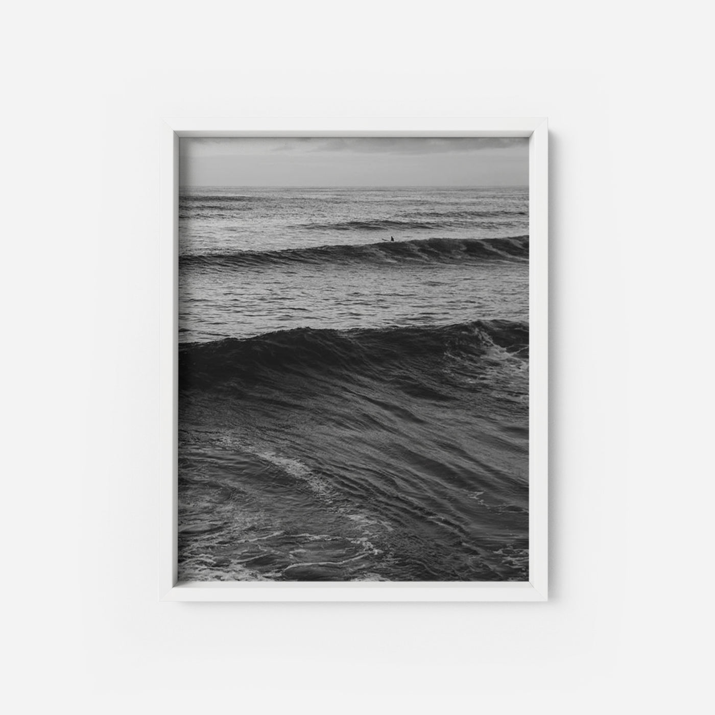 Deep Black Sea - THE PRINTABLE CONCEPT - Printable art posterDigital Download -