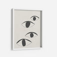 Evil Eyes 1 - THE PRINTABLE CONCEPT - Printable art posterDigital Download -