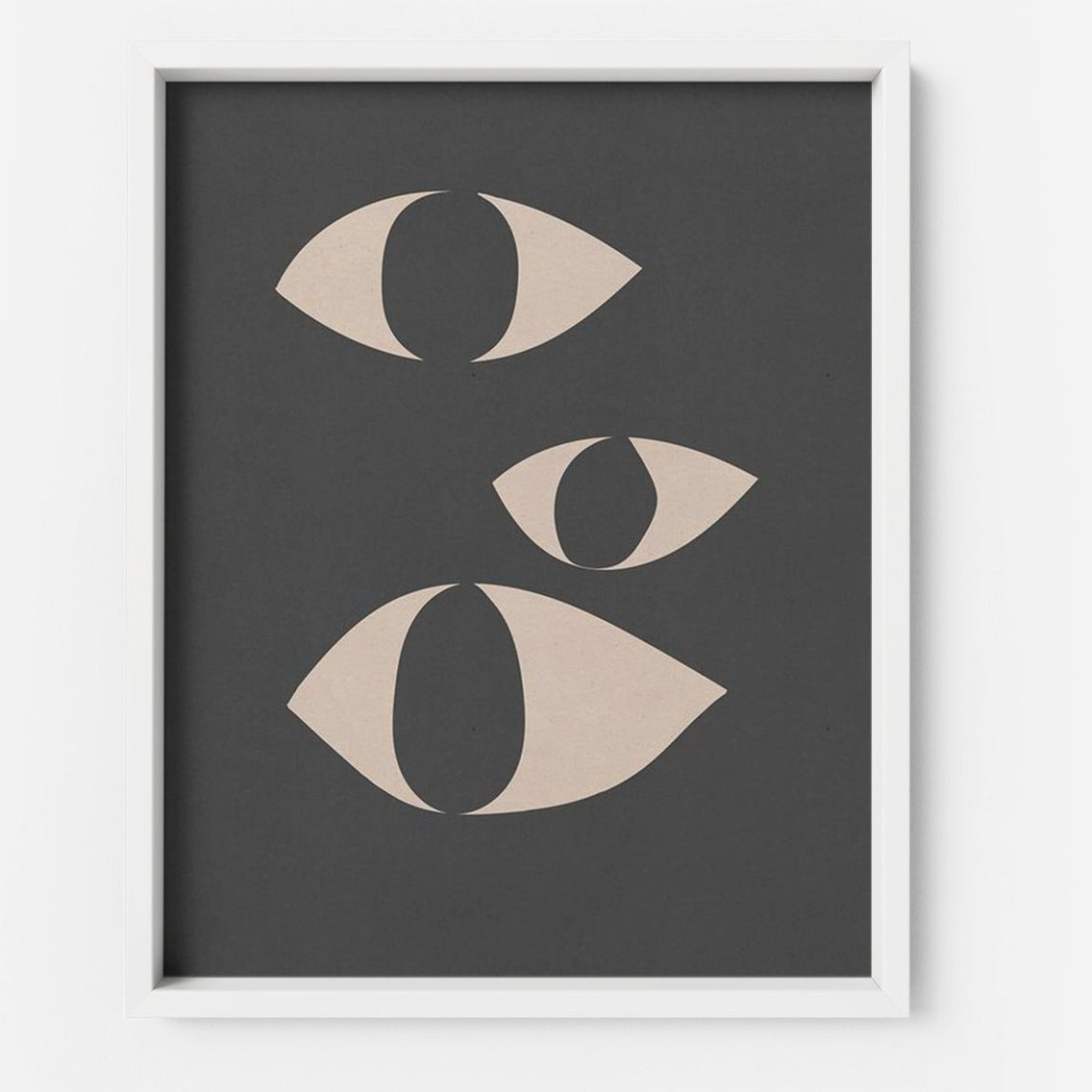 Evil Eyes 2 - THE PRINTABLE CONCEPT - Printable art posterDigital Download -