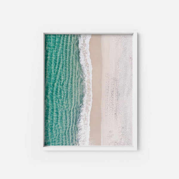 La Plage - THE PRINTABLE CONCEPT - Printable art posterDigital Download -