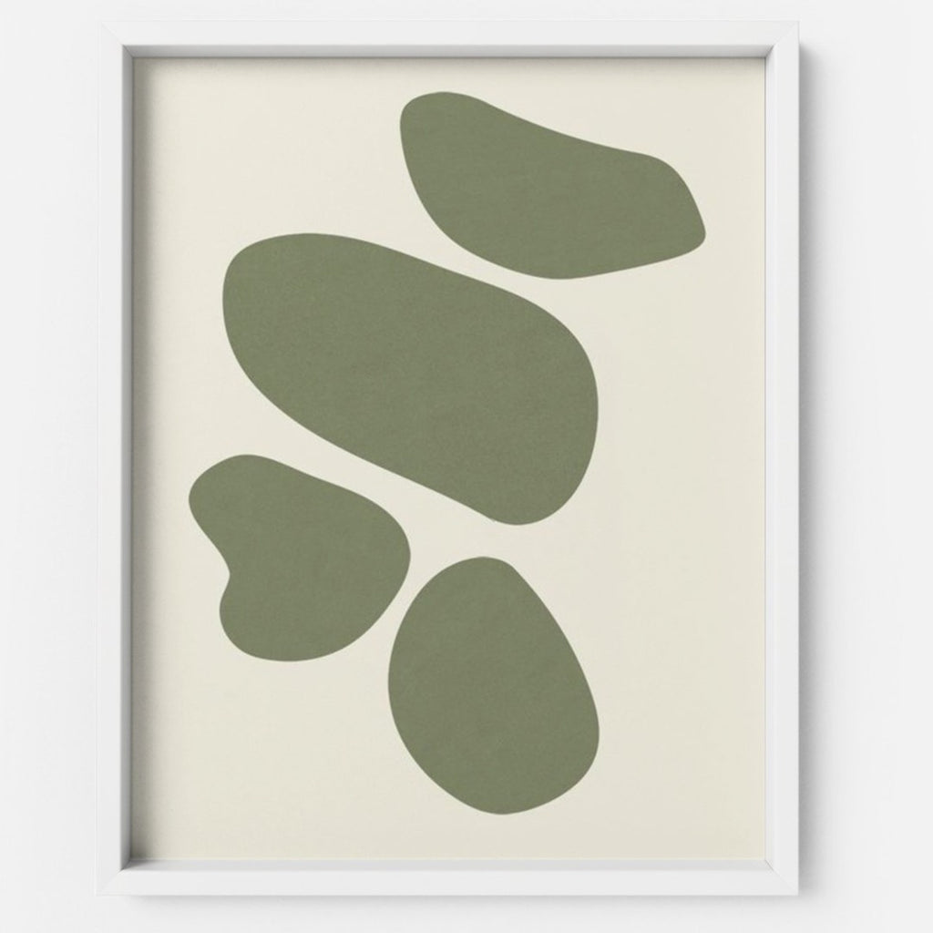 Moss Green - THE PRINTABLE CONCEPT - Printable art posterDigital Download -