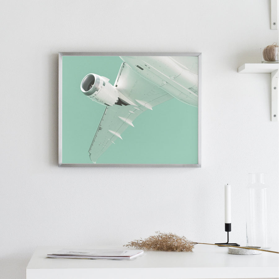 Airplane 2 - THE PRINTABLE CONCEPT - Printable art posterDigital Download -